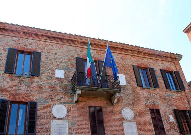 palazzo comunale torrita di siena
