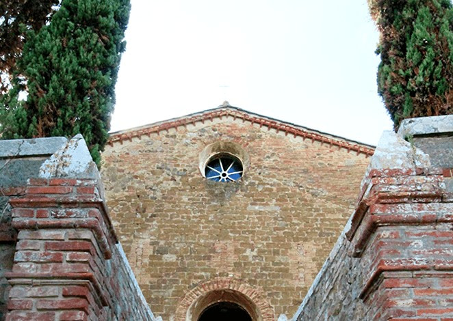 chiesa della madonna dell'olivo